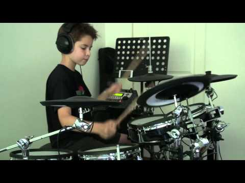 James Arthur Impossible Drum Cover HD