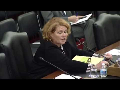 Heitkamp Speaks During Agriculture Committee Hearing Regarding Forest Service