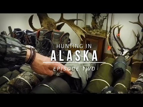 Hunting In Alaska: The Essential Equipment