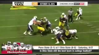 ESPN First Take Official – Is Ohio State Buckeyes the Best Team ! [www.MangaUp.Net]