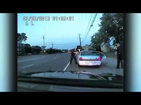 Dashcam video shows police shooting of Philando Castile