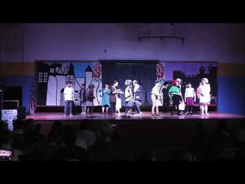 Beauty and the Beast - 2019 Spring Musical Theater Performance