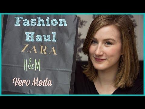 Fashion Haul: H&M, Zara, Vero Moda