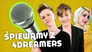 4Dreamers ft. JDabrowsky, Zuzanna Borucka - Śpiewamy komentarze