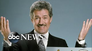 Alex Trebek becomes the host of 'Jeopardy!' and a cultural icon