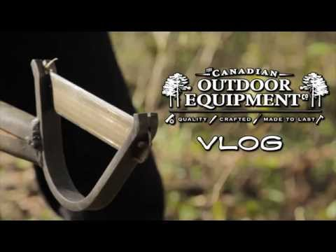 Wetterlings Swedish  Clearing Axes - The Canadian Outdoor Equipment Co. Vlog
