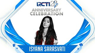 "Video RCTI 28 ANNIVERSARY CELEBRATION | Isyana Sarasvati ""Tetap Dalam Jiwa"" download MP3, 3GP, MP4, WEBM, AVI, FLV Oktober 2017"