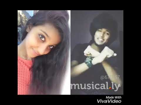 Duet @rishad and Aiswarya