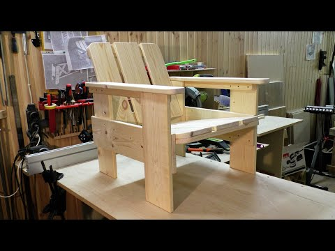 diy-pallet-chair---woodworking-for-beginners.-pallet-furniture