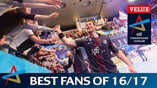 Best handball fans of the season | VELUX EHF Champions League