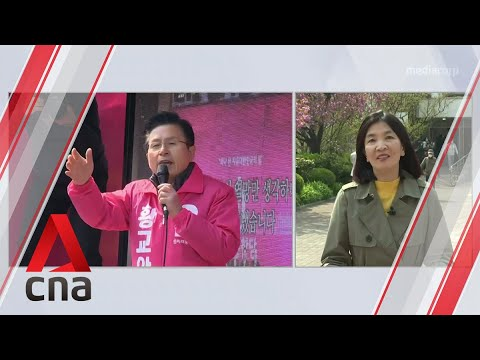 South Korea heads to the polls amid COVID-19 pandemic