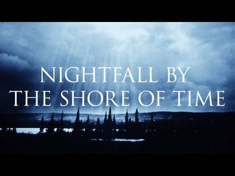 dark tranquillity nightfall by the shore of time