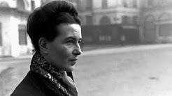 SIMONE DE BEAUVOIR (1908-1986) – Une vie, une œuvre [2008]