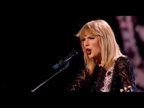 I Don't Wanna Live Forever - Taylor Swift [ Live 2016 ]