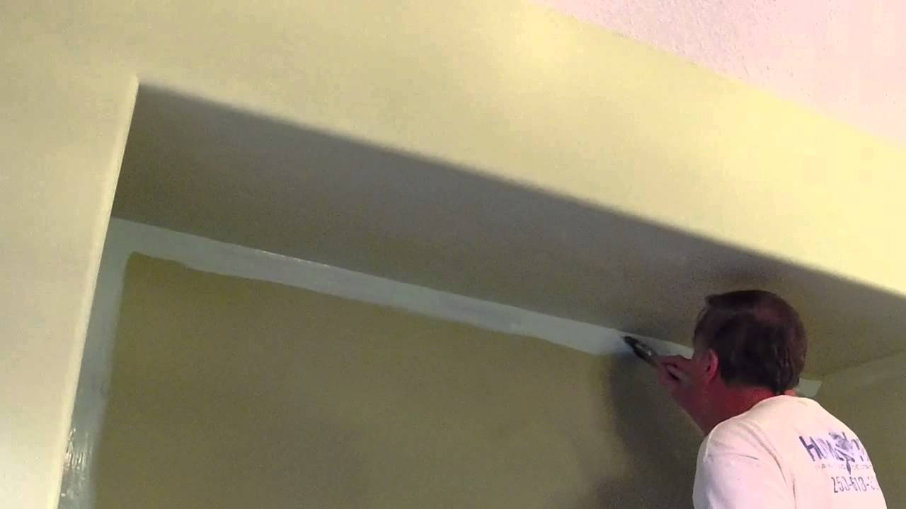 Elegant How To Prepare And Paint Interior Walls
