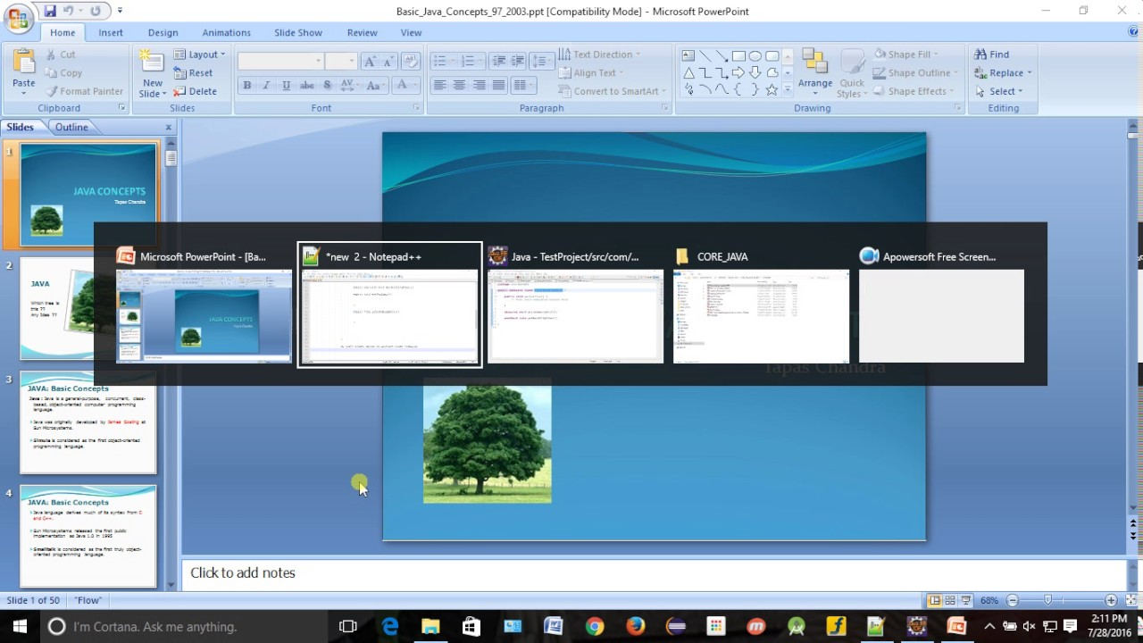 Core Java Tutorial 06 - CoreJavaIntroduction3 2 - YouTube