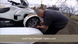 Spyder Trailer | Trailer For Can-Am Spyder