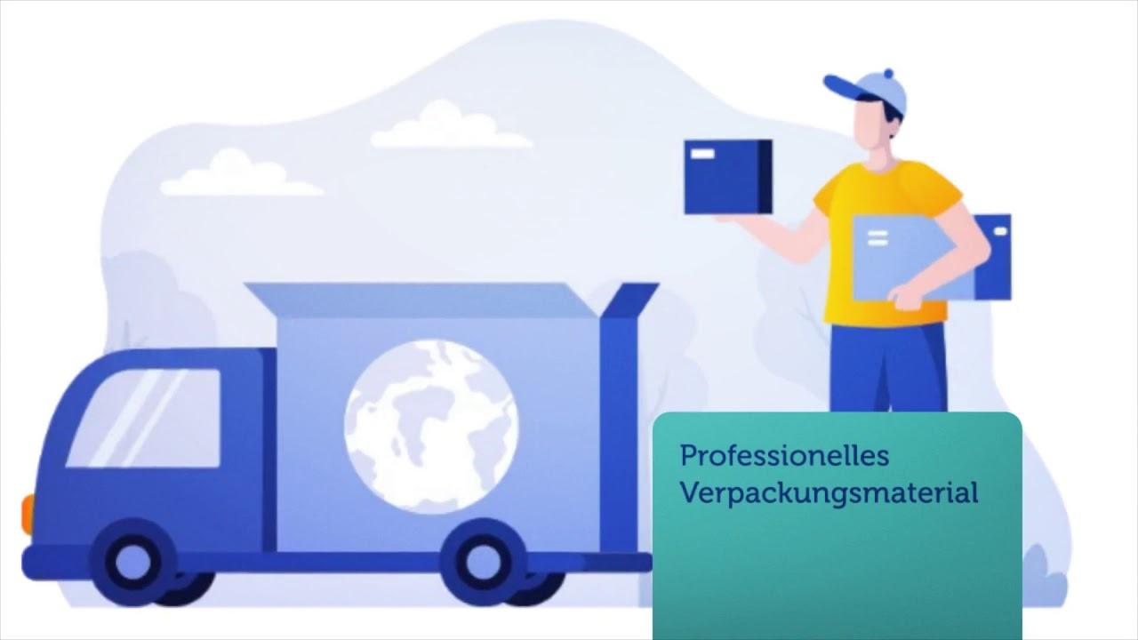 Einfach Umzug Portion Haspel Wuppertal - Umzugs- und Lagerservice
