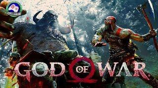 ИГРОФИЛЬМ Бог войны 2018 полная версия  God of War 4  прохождение без комментариев фэнтези