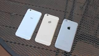 iPhone 6 Space Gray vs Gold vs Silver