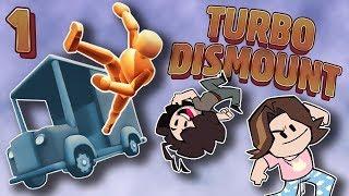 Turbo Dismount: Flyin' High - PART 1 - Game Grumps