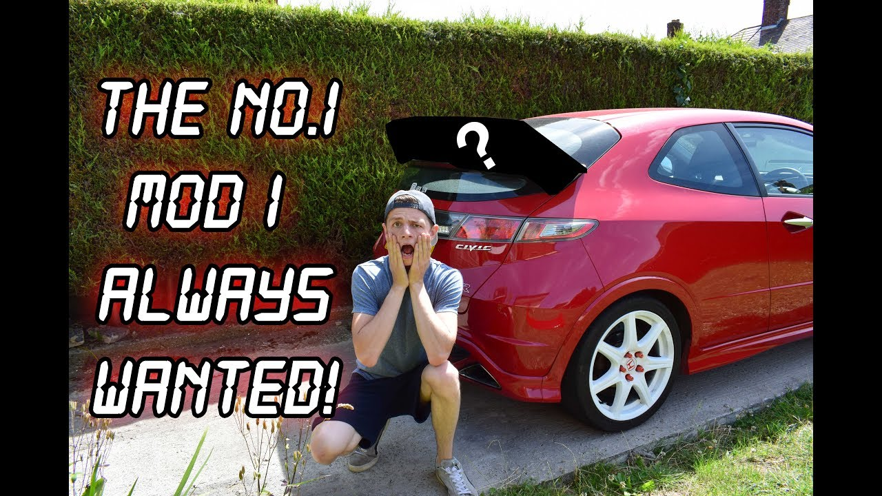 The Best Body Mod For Your Honda Civic Youtube