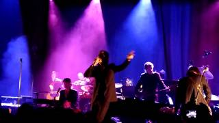 Nick Cave and the Bad Seeds - Jubilee Street @ Le Trianon, Paris le 11/02/13