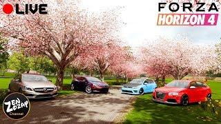 [Live]Forza Horizon 4 - รถซิ่ง Hatchback