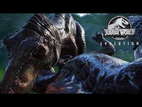 Species Profile : Tyrannosaurus Rex | Jurassic World Evolution