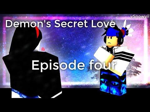 """""""Demon's Secret Love"""" Episode four [Roblox Story]"""