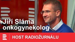 Jiří Sláma: Onkogynekologie je u nás na vysoké úrovni, důležité jsou preventivní prohlídky