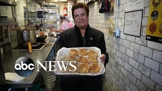Grandmas cook up classic foods from their homelands at this restaurant