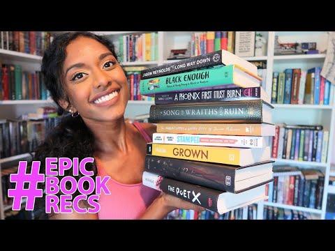 YA BOOKS BY BLACK AUTHORS! Ft. Thisstoryaintover | #EpicBookRecs