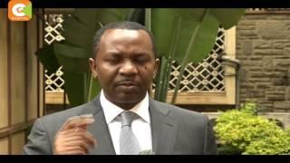 Uwenyekiti  IEBC