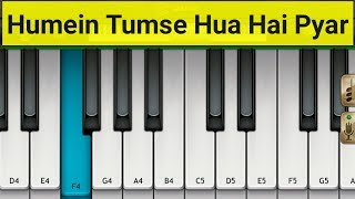 Humein Tumse Hua Hai Pyar Piano | Mini Part Piano