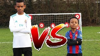 Messi VS Ronaldo El Clasico Draft Pick