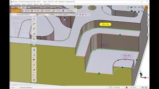 GO2cam Grundlagen der Geometrieauswahl in dem Fräsumfeld