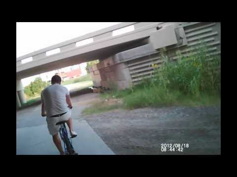 Houston Heights Bike Trail