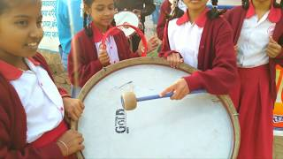 स्वच्छ भारत अभियान जाधववाडी कन्या शाळा swachh Bharat Abhiyan jadhavwadi girls school