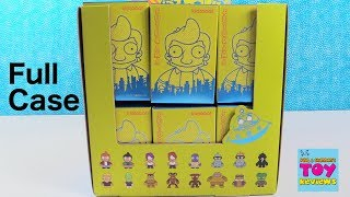 Futurama Kidrobot Blind Box Vinyl Figures Opening Review | PSToyReviews