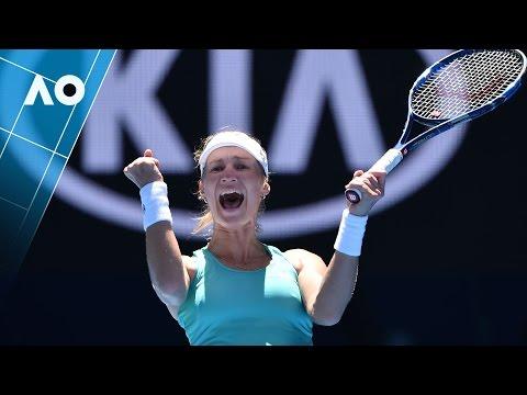Cibulkova v Makarova match highlights (3R) | Australian Open 2017