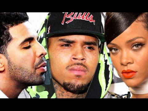 Chris Brown Reveals Rihanna Dated Drake To Get Revenge