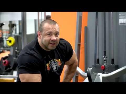 Алексей Тронов - я люблю тренироваться на больших весах! Большое интервью