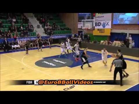 Jiri Welsch against Bakken Bears 24.11.2015