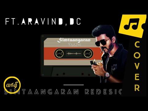 Simtaangaran - Fast Cover | Remix | Redesigned | Thalapathy Vijay | Sarkar | ARR | Yaazhi