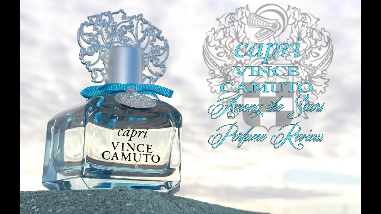 d158d4e27c5 Capri By Vince Camuto Perfume Review 🌟 Among the Stars Perfume Reviews 🌟