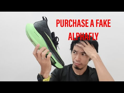 I PURCHASE AND RAN ON A FAKE ALPHAFLY