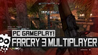 PC Gameplay! - FarCry 3 Multiplayer - Ultra Settings