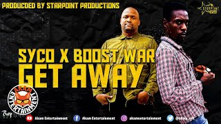 $YCO Ft. Boost - War Get Away [Audio Visualizer]