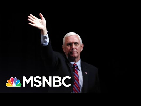 Pence Cancels Trips To Arizona, Florida Due To Concerns Over Coronavirus Cases | MSNBC